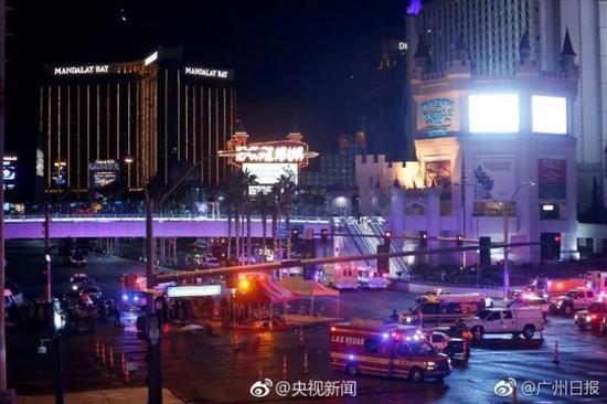 【中国驻旧金山总领馆:目前暂未收到中国公民伤亡情况报告】