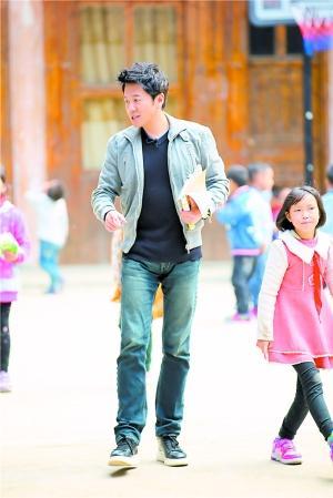 蔡国庆在《让世界听见》中