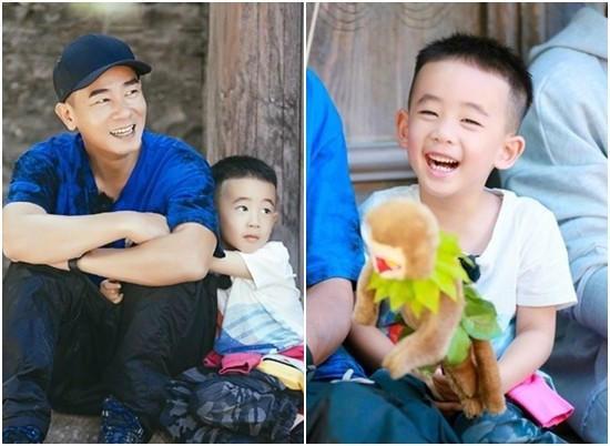 錄完《爸爸5》陳小春不想兒子Jasper在演藝圈 因為娛樂圈太可怕了