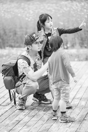 《爸爸5》吴尊:和事业比 家庭当然放在第一呀!