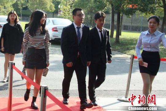 首届南京高校微电影大赛颁奖 镜头谱写青春