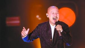 腾格尔演绎《隐形的翅膀》 与张韶涵互唱经典