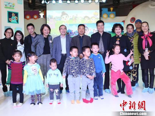国产原创动画片《洛宝贝》将播 展示中国有爱生活