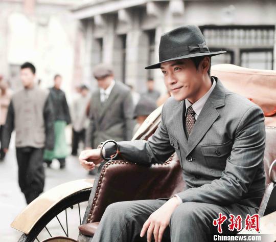 陈思诚说拍年代剧曾经是他的梦想。受访者供图