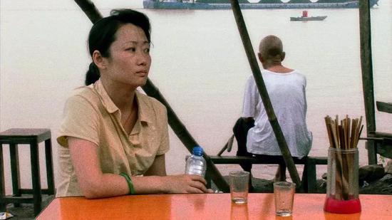 《三峡好人》剧照,赵涛,2006