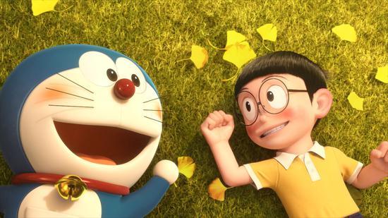 《哆啦A夢:伴我同行》劇照