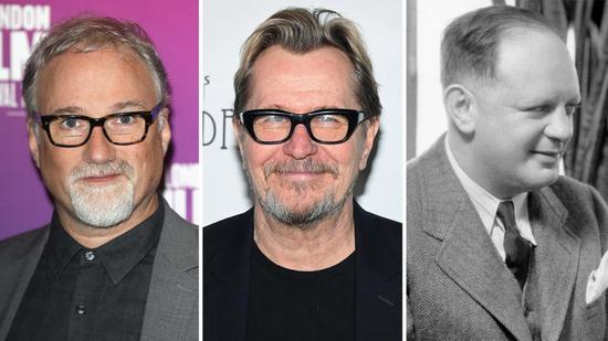 """大卫芬奇与加里奥德曼首合作 也讲""""好莱坞往事"""""""