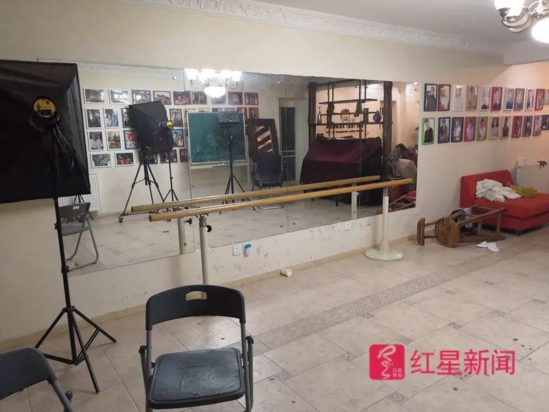 ▲美代(北京)文化有限公司内景。