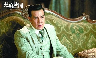 电视剧《芝麻胡同》里,海一天饰演的反派角色吴友仁并不脸谱化,也有其人性的一面。