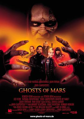 火星幽灵(John Carpenter's Ghosts of Mars)