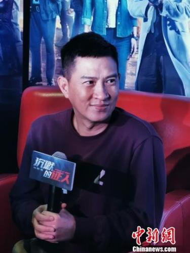 《沉默的证人》张家辉宣传造势 揭露40秒逃生绝技