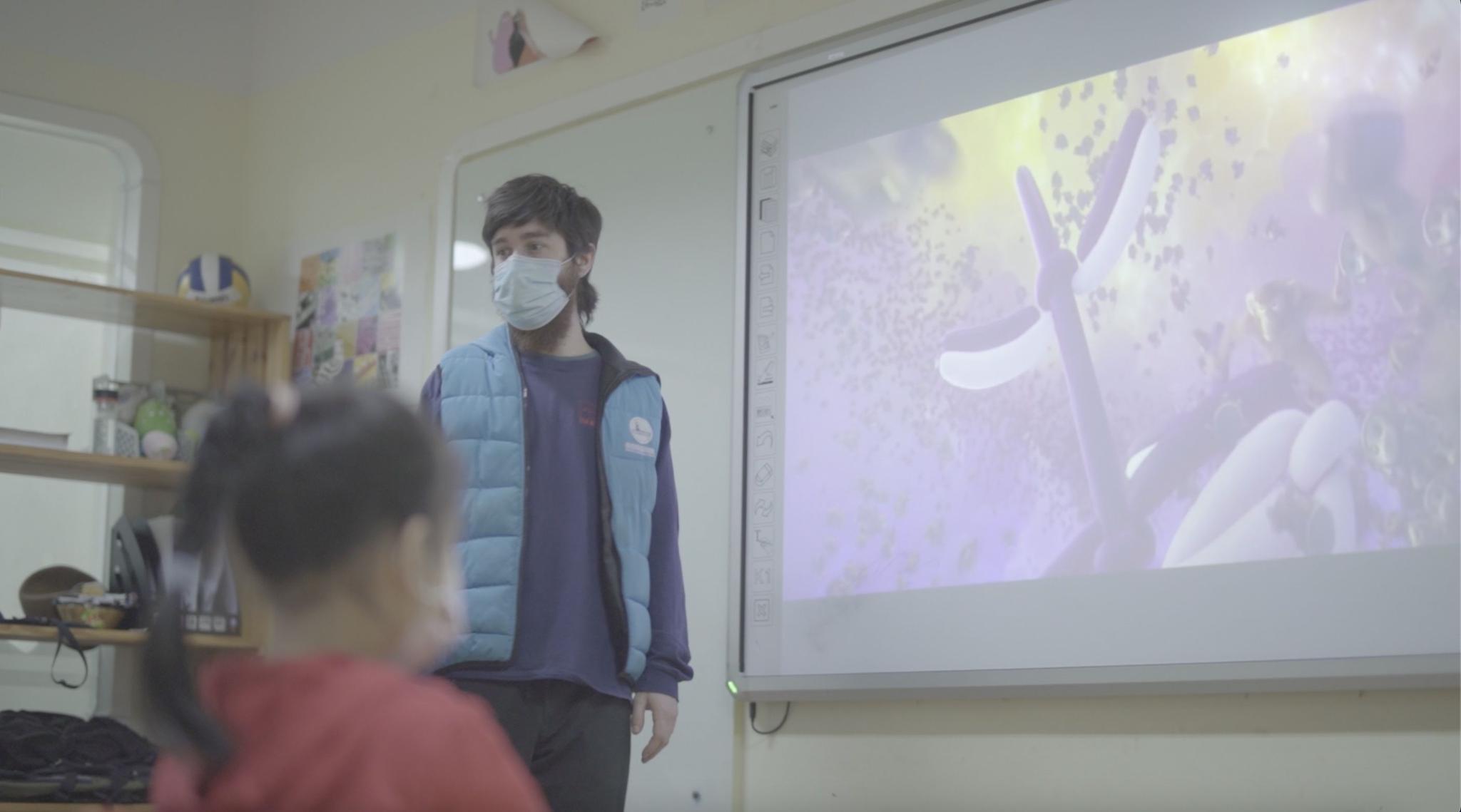 《创造营2021》纽约人小易:读李白唱中文Rap