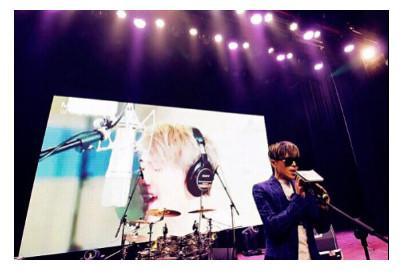台湾公益歌手范景翔在2018年跨年在台湾为爱公开演唱推广城市公益。