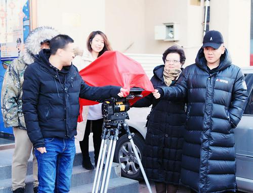 《重生》在天津开机 姜艺声化身缉毒正能量