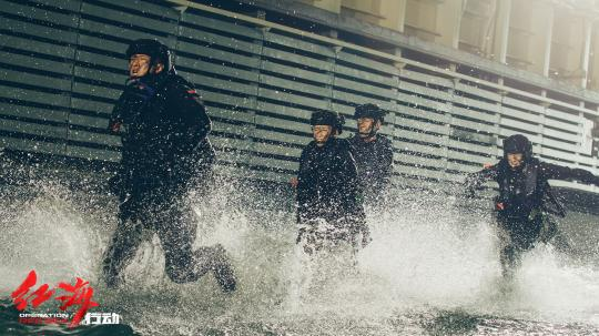 《红海行动》点映 上演以寡敌众的中国式营救