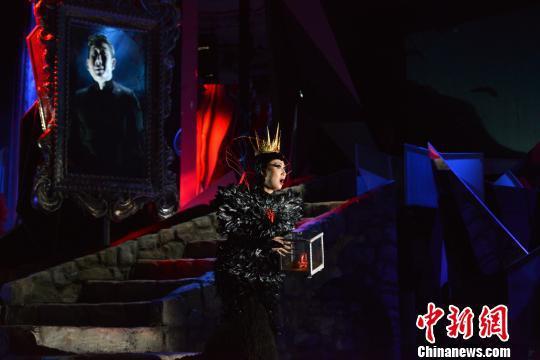 国家大剧院原创儿童歌剧《白雪公主》亮相