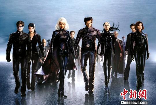 """北京国际电影节""""北京展映""""板块将引进《X战警》系列,图为""""X战警""""系列片中角色群像。北京国际电影节组委会供图"""