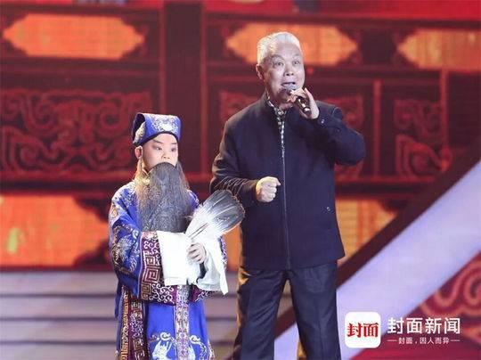 京剧《胭粉计》选段 表演:辛宝达、辛明泽
