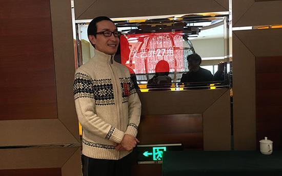 连任三届的全国政协委员巩汉林。澎湃新闻记者 李闻莺 图
