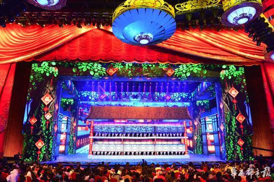 揭秘:四川民俗节目《亮花鞋》走上春晚舞台之路