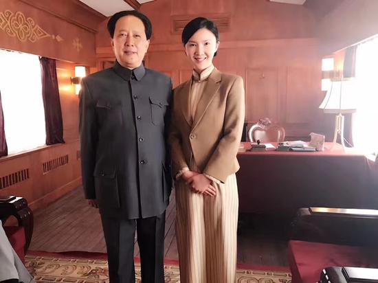 青年演员张芷榕《换了人间》 历史人物是挑战