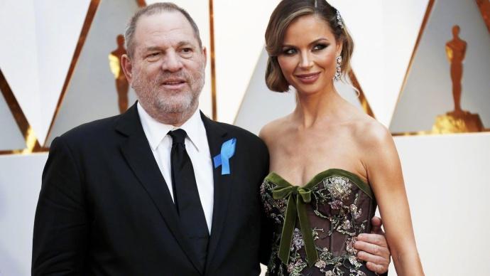 曝韦恩斯坦与妻子达成亿元离婚协议