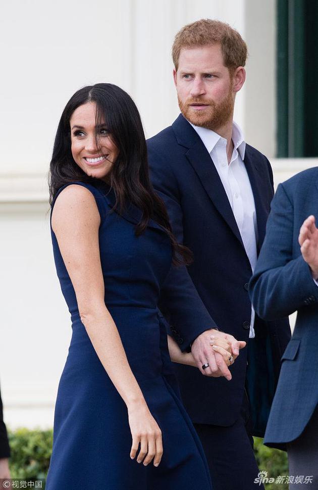 哈里王子和梅根王妃