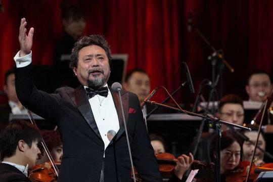 《心儿在歌唱――李双江战友・师生音乐会》