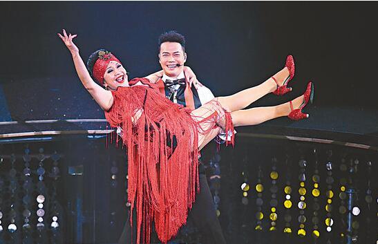 薛家燕去年成功开了演唱会,但都经历过多次申请无果。