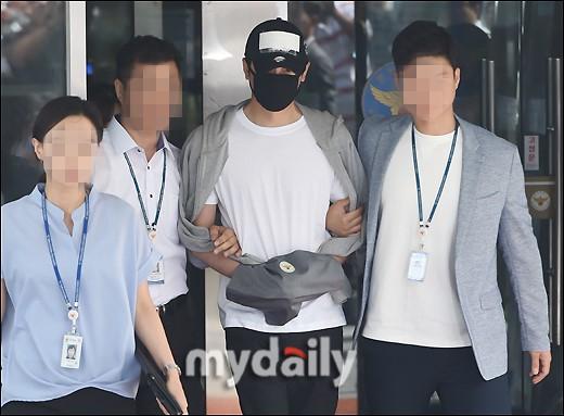 姜至奂涉嫌性侵猥亵被拘留 DNA检测一周后出结果