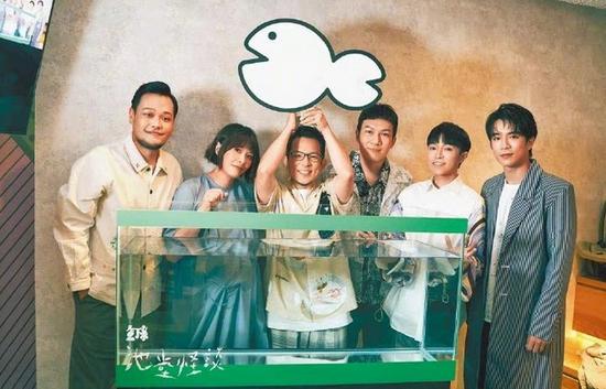 鱼丁糸时隔六年推出新专辑谈原团名苏打绿