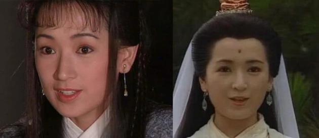 龔慈恩曾在《雪山飛狐》中飾程靈素和冰雪兒,在張衛健版《西遊記》飾演觀音
