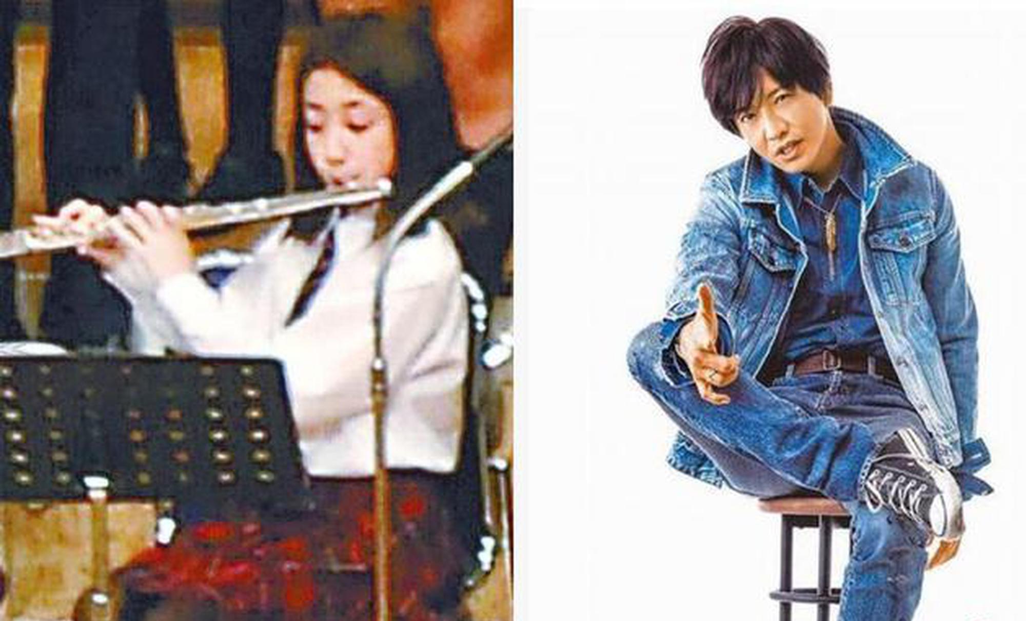 木村拓哉的17岁女儿心美早前参添长笛公开赛令样貌曝光。