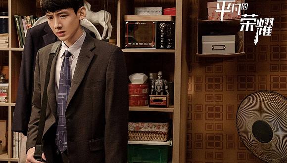白敬亭:因为我没那么帅 才接到了这么多好角色