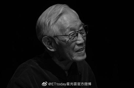 演员高振鹏去世享年91岁 曾获金钟奖特别贡献奖