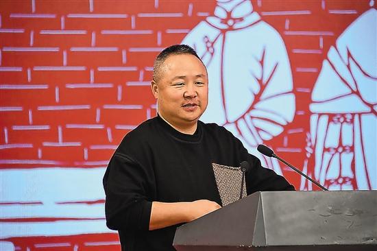 吴军执导《六尺巷新故事》
