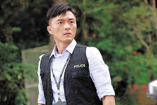 """杨明 """"下次想演水警,虽然我已经演了很多警察了"""""""