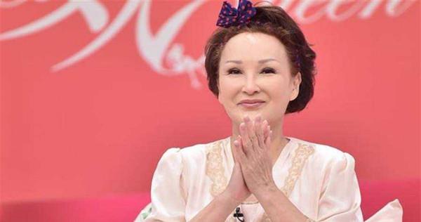 71岁资深艺人陈莎莉