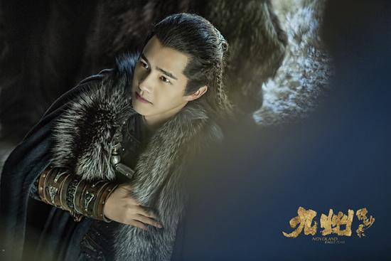 刘昊然称喜剧不是少年的主色 理想是要懒散的生活