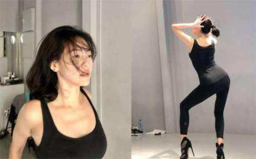 小S晒跳舞视频