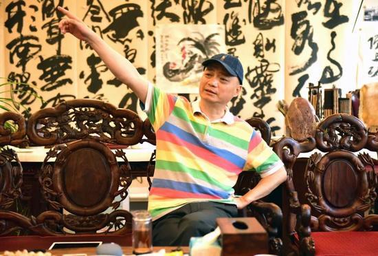 给崔永元  (原创) - 肖亮峰 - 善为人本 善为处事