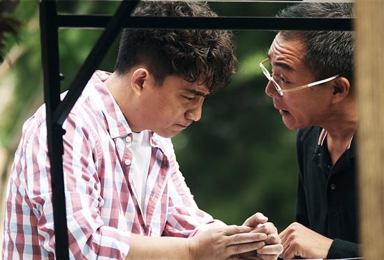 黄磊发文悼念谢园:曾两度合作 戏里戏外亦师亦友