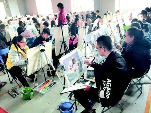 甘肃2020年高考艺术类统考开考