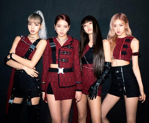 韩国女团BLACKPINK