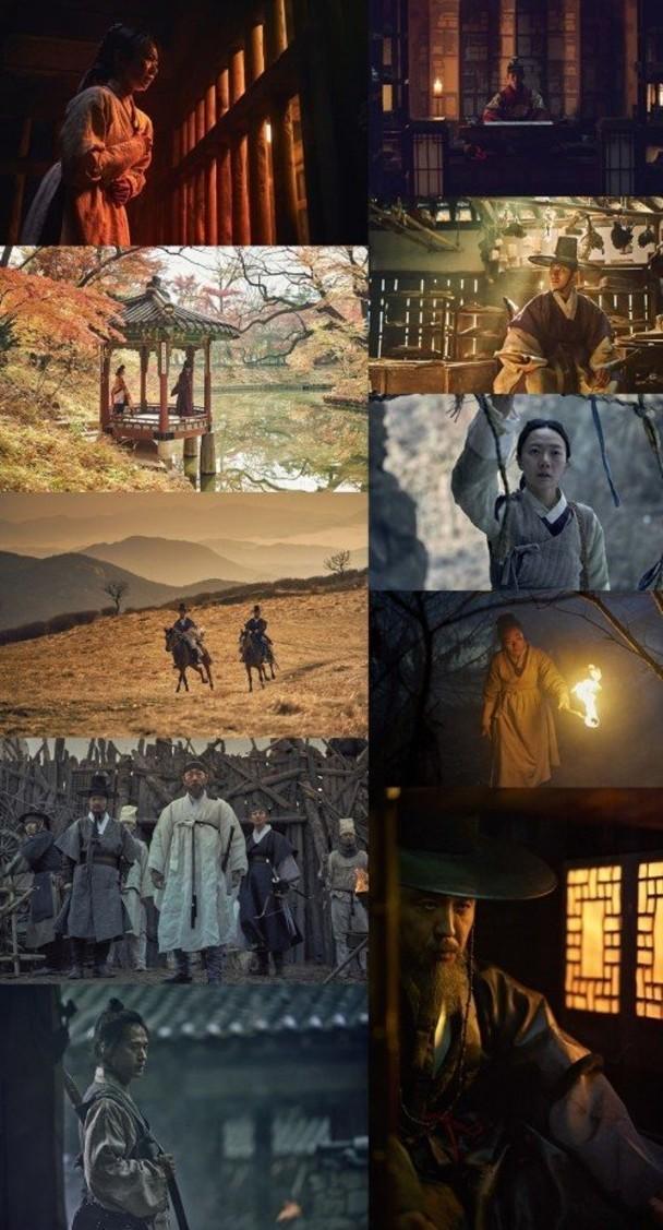 剧集以朝鲜时代为背景。