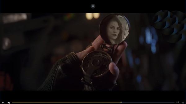美国队长看着卡特探员照片的一幕引起网友揣测。