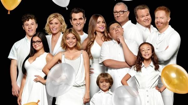 《摩登家庭》第十一季9月回归 老牌美剧再迎终季
