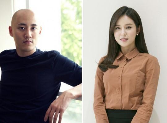 斗山集团会长朴勇万的长子朴瑞元、JTBC电视台女主播赵秀喜欢
