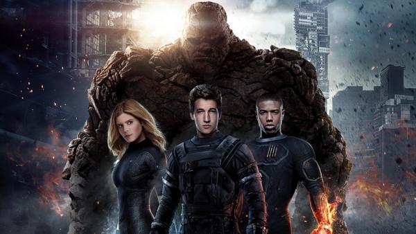 《神奇四侠》确定第3度翻拍 回归漫威电影宇宙