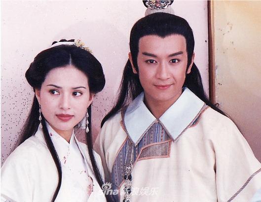 李若彤自曝最不喜欢《天龙八部》中的王语嫣